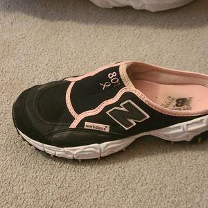 New balance running slip on sneakers